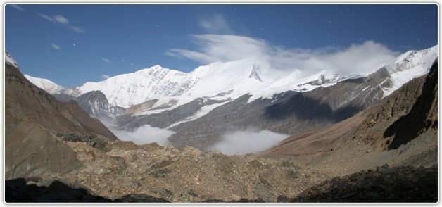 Dhaulagiri French Pass Trekking